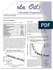 Canola Oil Physical Chemical Properties 1