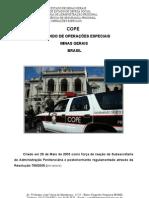 Histórico do COPE