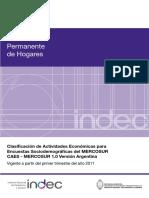 Caes Mercosur 1.0