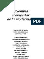 Colombia el Despertar de la Modernidad