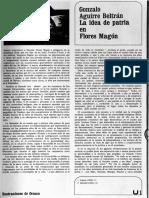 La Idea de Patria en Flores Magon- Revista UNAM