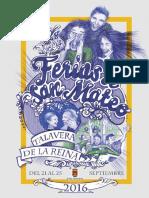 Programa Ferias San Mateo 2016