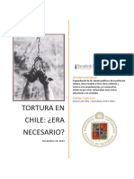 Tortura en Chile