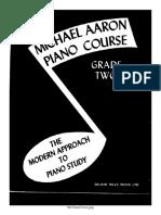 Michael Aaron Piano Course Grade Two