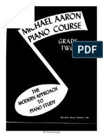Michael Aaron Piano Course Grade Two