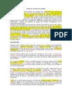Tema 03 La Letra de Cambio