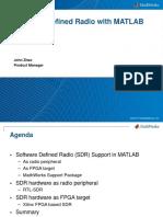 Platform Software Radio Sdr Using Wireless Signal Generation Analysis