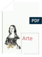 Cuaderno de Arte