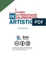Guia Poara Un Proyecto de Arte