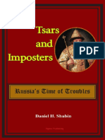 Shubin - Tsars and Imposters; Russia's Time of Troubles (2009)