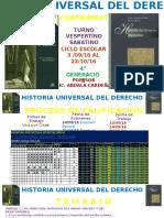 Historia Universal Del Derecho.1