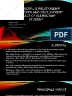 The Principal's relationship with teacher and development literacy.pptx