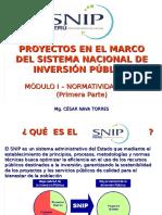 1. Módulo - Normatividad del SNIP.ppt