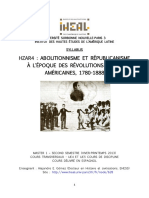 GOMEZ Alejandro Syllabus Abolitionnisme Et Republicanism