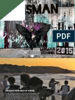 Mirman School Talisman 2015-2016