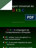 Apresentacao - Teoria DISC