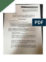DICTAMEN SOBRE TRANSFUGUISMO SEGÚN LOS FUJIMORISTAS