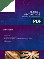 Textiles Decorativos