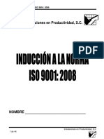 Induccion a La Norma ISO 9001 2008 (MANUAL)