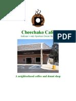 Cheechako Cafe Case