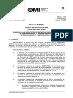 A 26-Res.1020 - Resoluci+¦n A.1020(26) Adoptada el 2 de diciembre de 2009 (Secretar+¡a).pdf