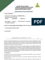 Programación analitica de Economía Social.docx