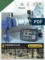 Manual de alineacion laser (Easy-Laser® E420)