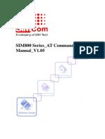 SIM800 Series at Command Manual V1.05