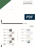 Urban Design Project 2 Portfolio-a3 portfolyo