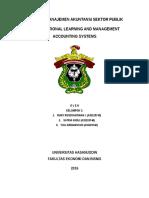 Makalah Organisational Learning and Management Accounting Systems Kelompok 1