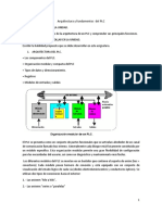 Arquitectura y Fundamentos Del PLC