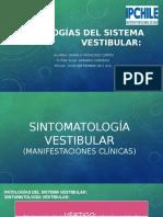 Patologías Del Sistema Vestibular CAMBIOS