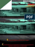 ESPACIO PUBLICO Y EQUIPAMIENTO COLECTIVO