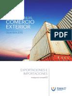 Informe Anual Comercio Exterior 2015