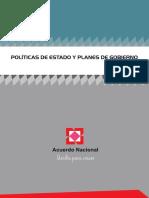 Politicas de Estado y Planes de Gobierno 2016 2021