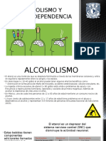 Alcoholismo y Farmacodependencia