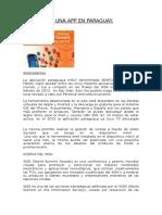 Analisis de Una App en Paraguay