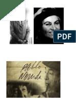 Biografías de Poetas Chilenos
