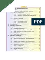 NOTAS DE AULA DE ELETROSTÁTICA E ELETRODINÂMICA COM TODOS OS EXERCÍCIOS RESOLVIDOS
