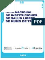 Guía Nacional de Instituciones de Salud Libres de Ht