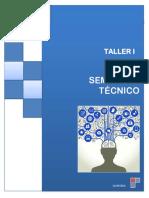 Taller 1 Seminario Tecnico
