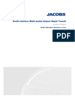 Airport Line Business Case 2016