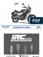 Discover 125st manual partes