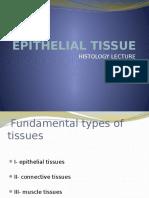 EPITHELIAL TISSUE.pptx