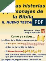 Algunas historias y personajes de la Biblia.NT.ppsx