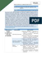 MAT - Planificación Unidad 5 - 2do Grado.docx