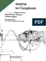 Trigonometria e Números Complexos - Morgado.pdf