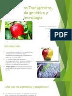 Presentación Biología