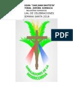 Manual Misiones Semana Santa Ciclo C 2016 SJB-1