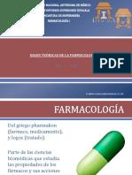 Bases Teóricas de La Farmacología